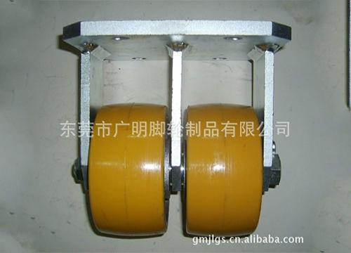 加(超)重型脚轮4