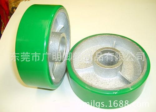 重型聚氨酯pu脚轮2