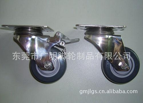 不锈钢脚轮4