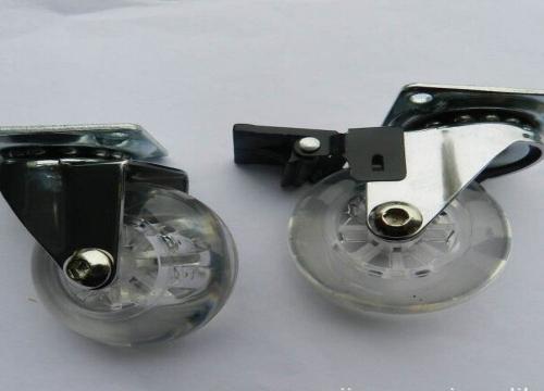 2寸 3寸固定水晶轮