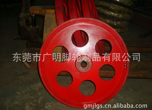 海绵机械刀轮6