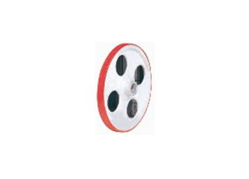 电动叉车包胶轮1