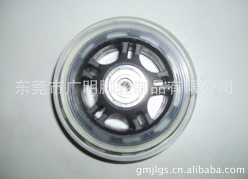 透明轮-滑板轮32