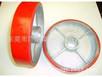 重型聚氨酯pu脚轮3