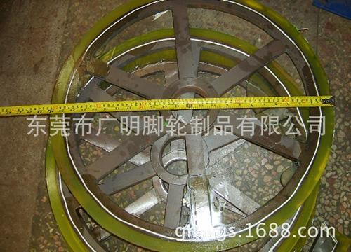 海绵机械刀轮17