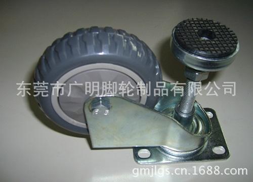 福马轮-可调节脚轮56