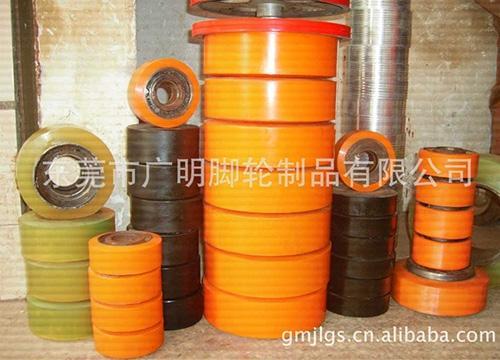 重型聚氨酯pu脚轮38