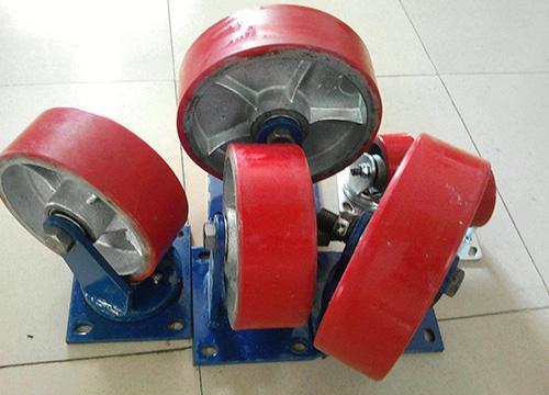 重型聚氨酯pu脚轮40